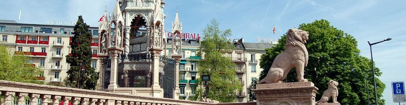 Обзорная экскурсия по Женеве