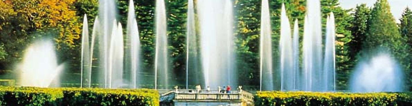 Филадельфия + (Longwood Gardens) Сады Дюпонов