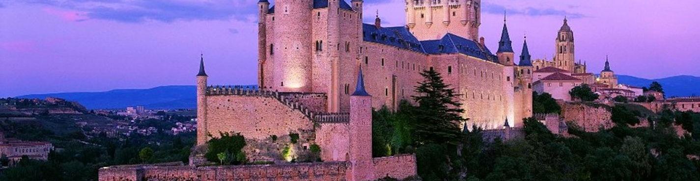 Транзитная экскурсия (проездом в Мадриде) в средневековые города: Толедо, Сеговия, Авила, Эскориал