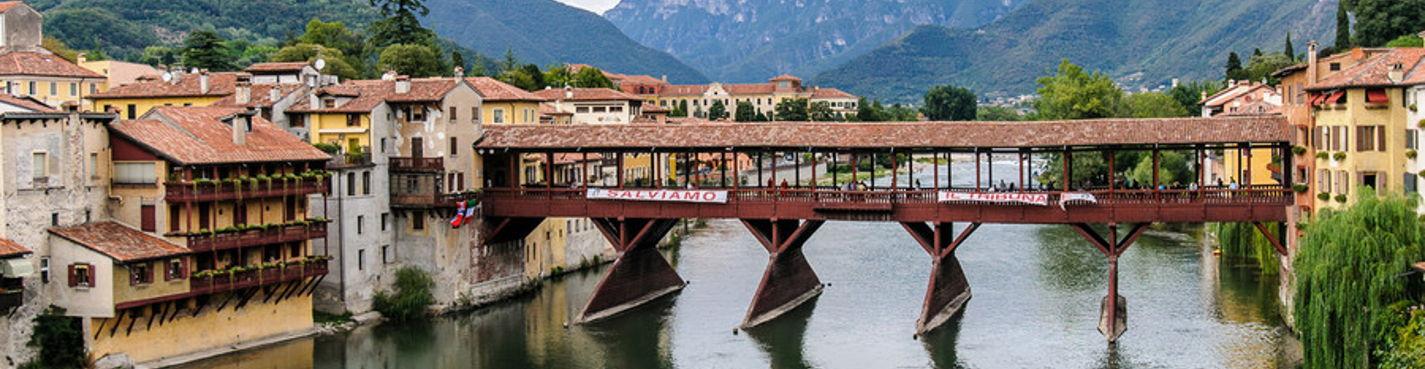 4 северные жемчужины Италии: Азоло, Бассано дель Граппа, Маростика, Азиаго