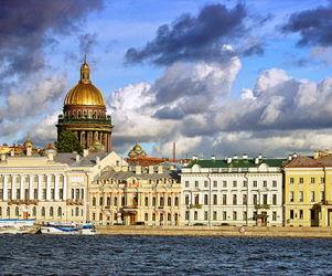 Прогулка на катере по рекам и каналам Петербурга