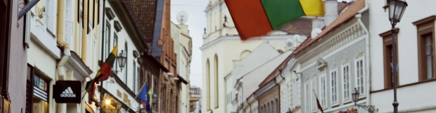 Вильнюс - столица последнего в Европе языческого государства