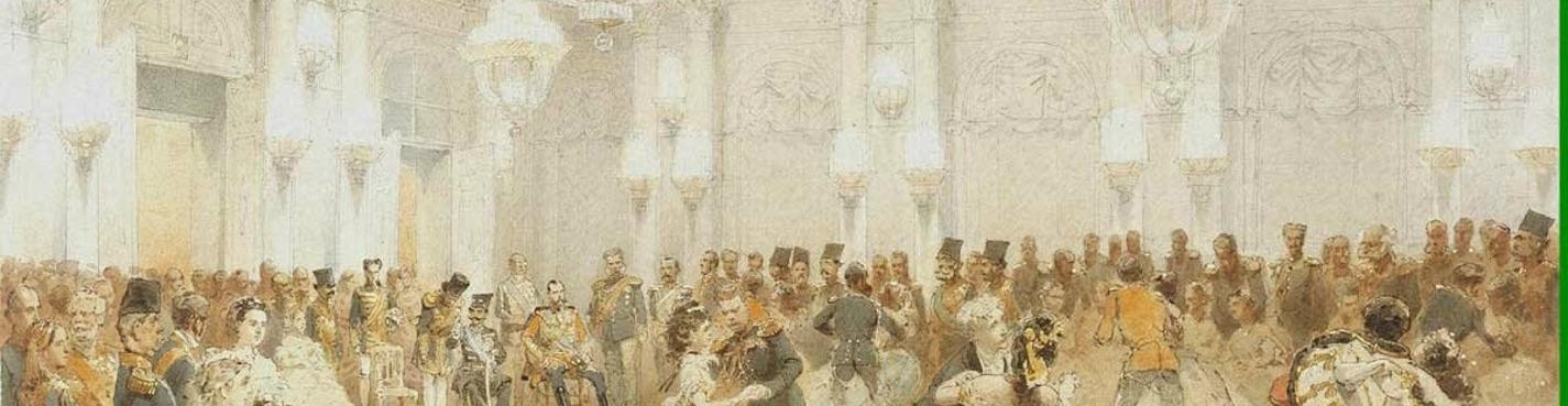 Зимний дворец - резиденция династии Романовых