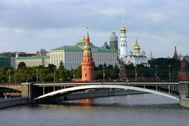 Экскурсия в Москве: Обзорная автобусная экскурсия по Москве