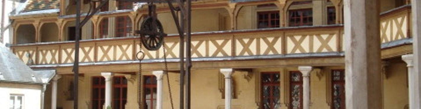 Две столицы Бургундии