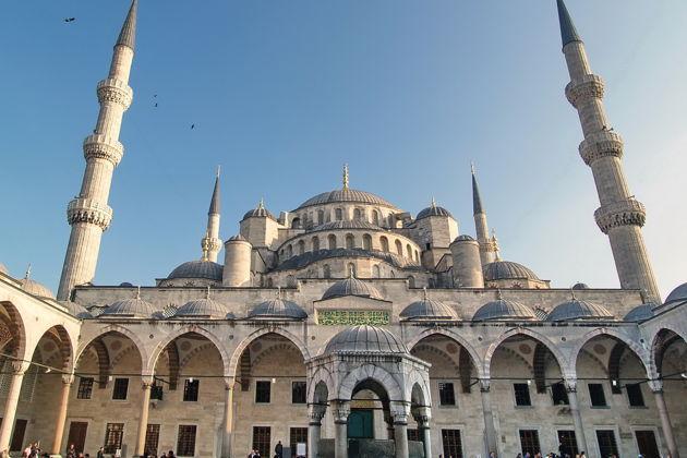 Экскурсия в Стамбуле: Пешеходная экскурсия по Стамбулу
