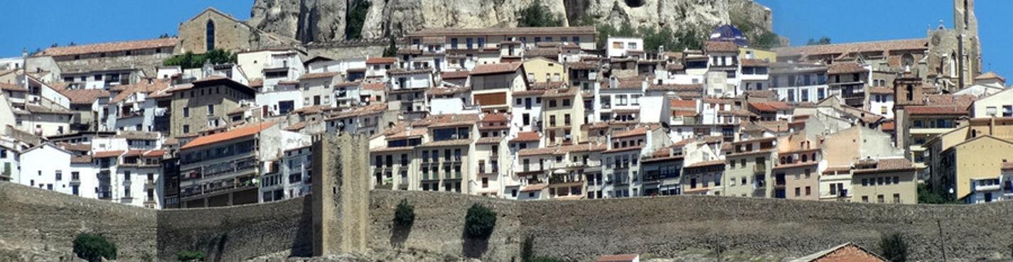 Крепость Морейа в списке красивейших мест Испании