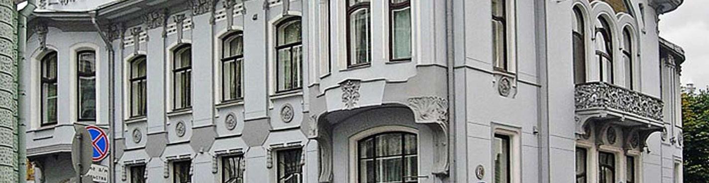 Архитектурное бюро Якова Рекка