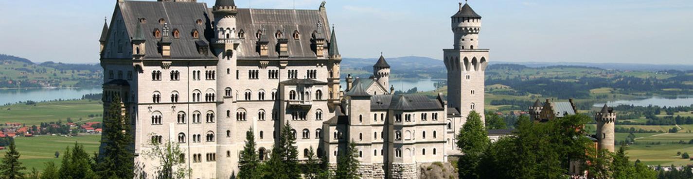 Билеты в замки короля Людвига