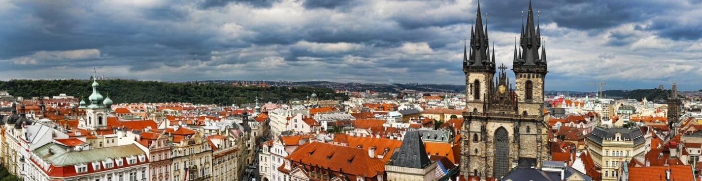 Авто-пешеходная экскурсия по Праге (индивидуальная)