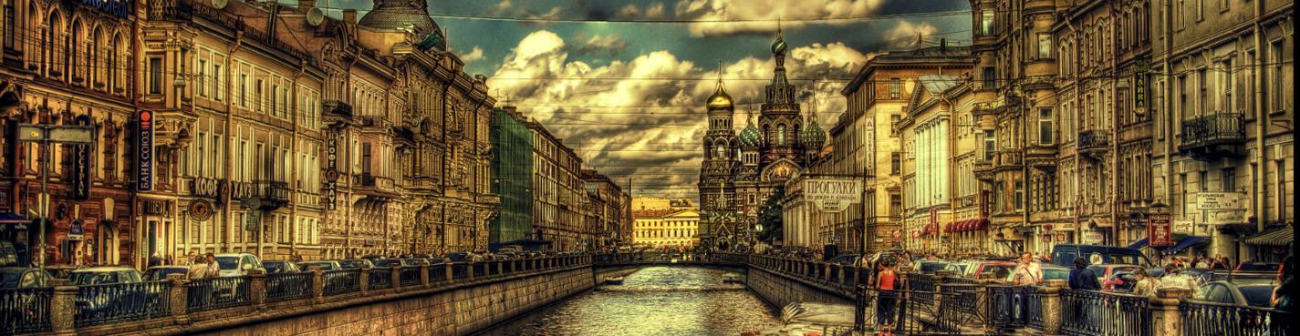Часовая прогулка по рекам и каналам Петербурга