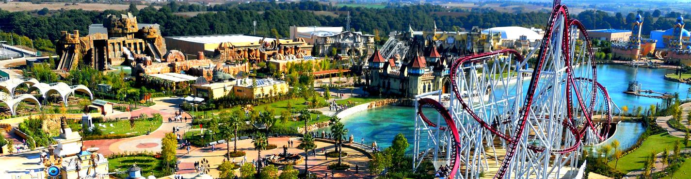 "Парк развлечений ""Rainbow Magicland"" + Шоппинг в Аутлете Valmontone"