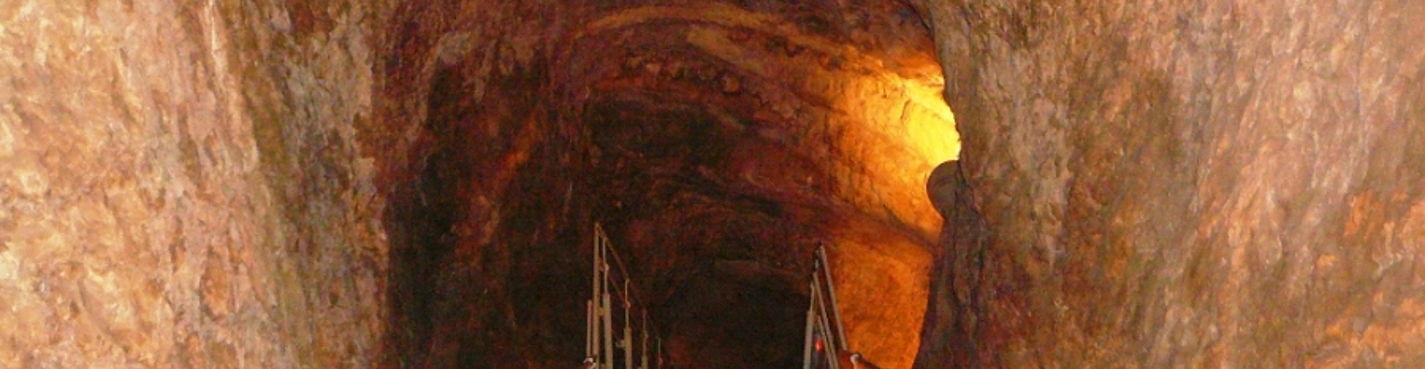 Иерушалайм подземный (выезд из Иерусалима)