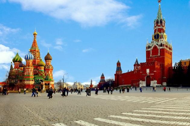 Экскурсия в Москве: Пешеходная экскурсия по Красной площади и Александровскому саду