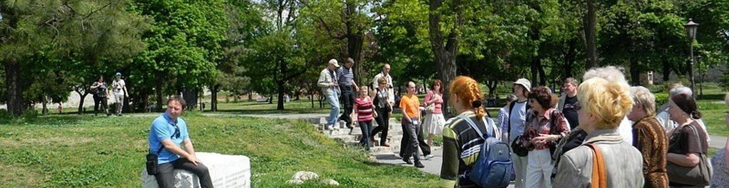 Пешеходная экскрусия по Белграду