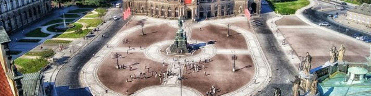 Выездная экскурсия в Дрезден из Праги