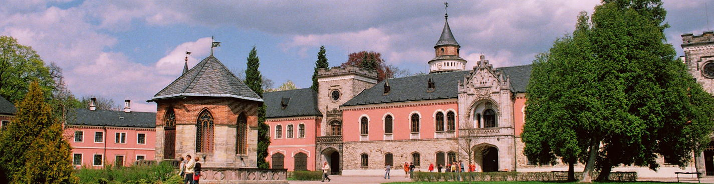 Экскурсия из Праги в замки Сихров и Кост