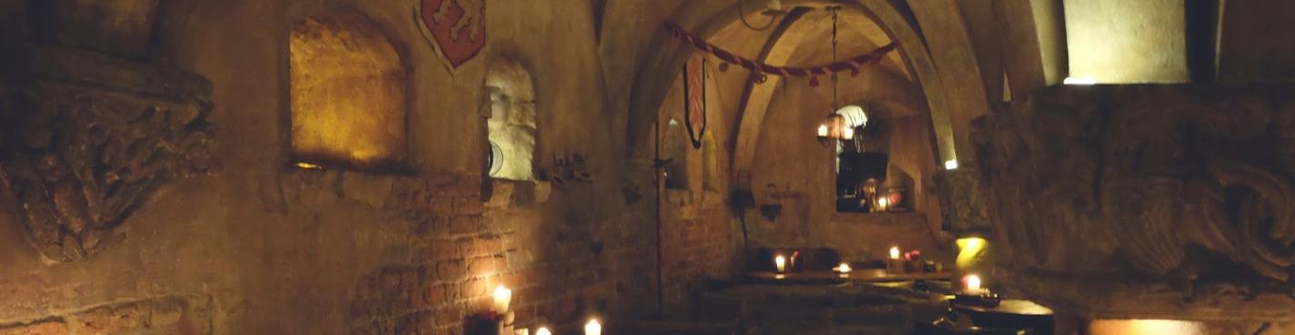 Средневековый банкет в Лондоне