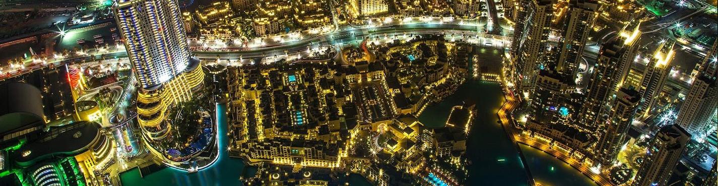 Ночная экскурсия по Дубаю: Город, который не спит