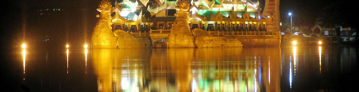 Круиз по реке Чао Прайя с ужином