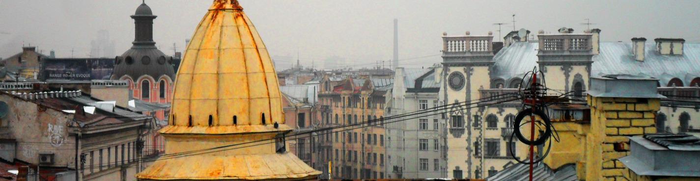 Петроградка - сторона интеллигенции и андерграунда