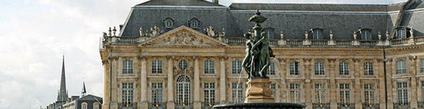 Тур по историческому центру г. Бордо — внесенного в список всемирного наследия ЮНЕСКО