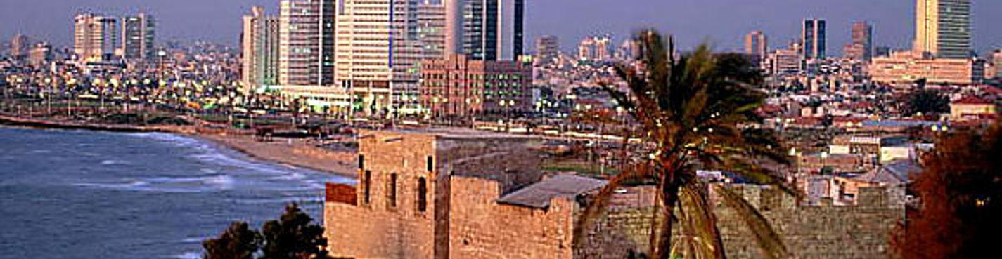 Тель Авив- город контрастов