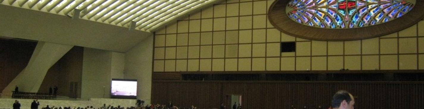 В гостях у Папы Римского. Билеты на общую аудиенцию Папы Римского по средам.