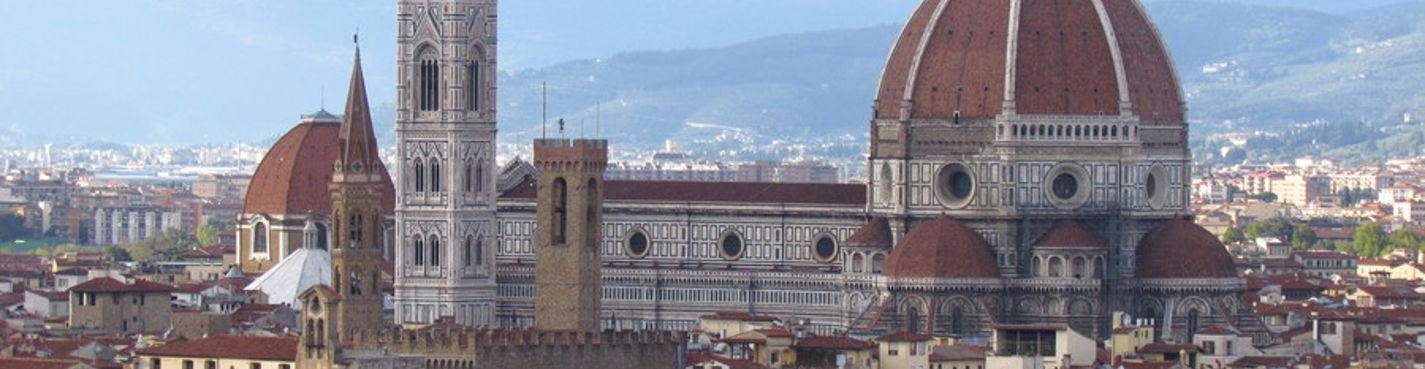 Классическая обзорная экскурсия по Флоренции