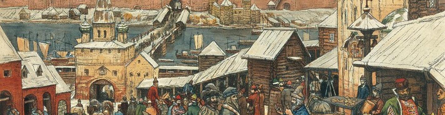 Господин Великий Новгород. Прогулка по средневековому городу.