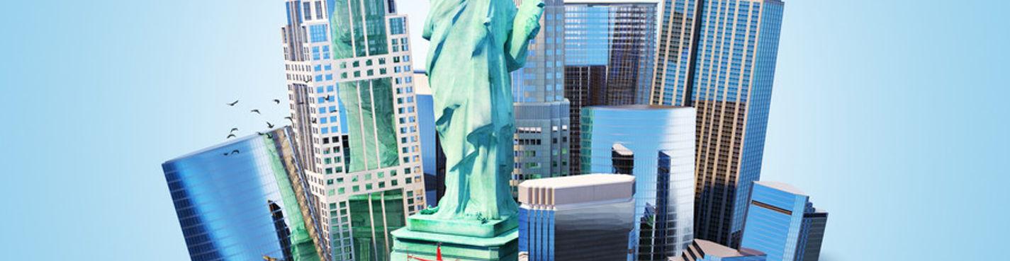 Весь Нью-Йорк: обзорная экскурсия + трансферы + достопримечательности