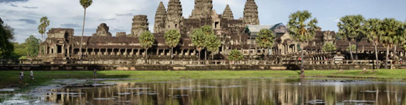 Малый круг храмового комплекса Ангкор