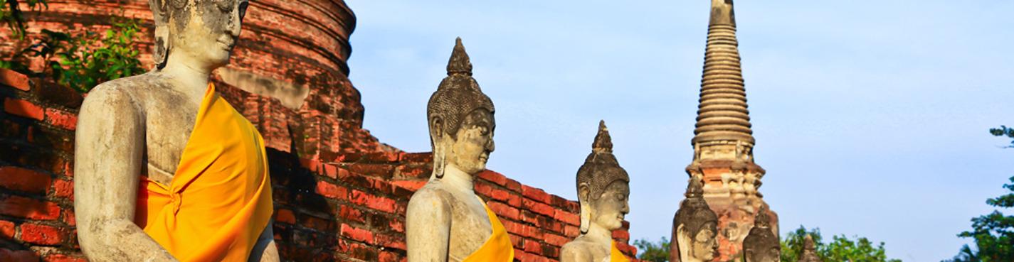 Резиденция Банг Па-ин и древняя столица Аюттхая