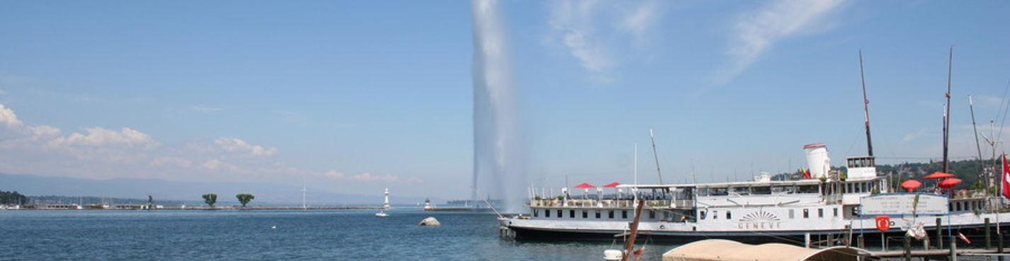 Пешеходная экскурсия по Женеве
