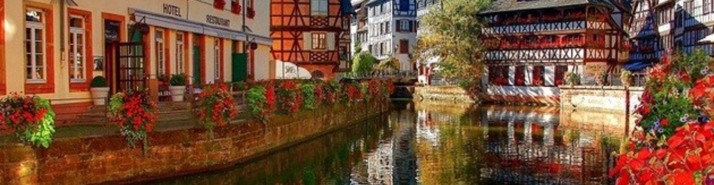 Сказочный Эльзас: Страсбург