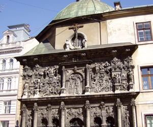 Walking tour around Lviv