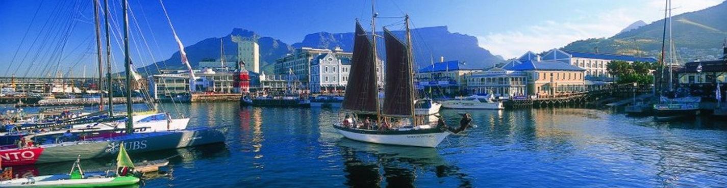 Кейптаун — город на краю Земли