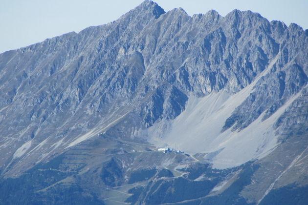 Вершина Зеегрубе — Инсбрук с высоты птичьего полета и Альпийский Зоопарк