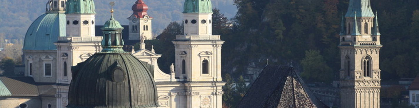 Tour 1C: Классический Зальцбург — обзорная экскурсия на микроавтобусе 1,5ч. c билетом во все музеи