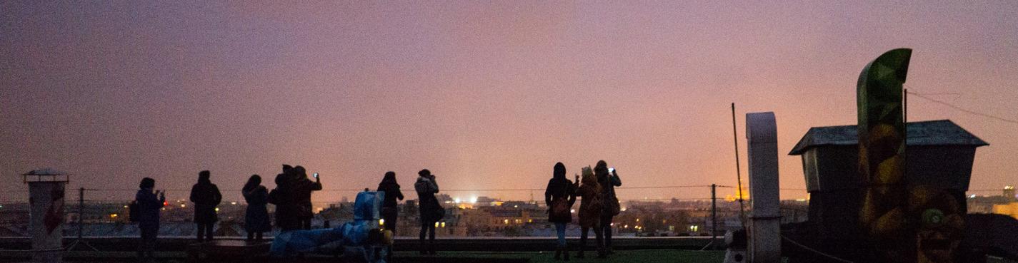 Сиди и смотри: панорамные места и хороший кофе в Адмиралтейском районе