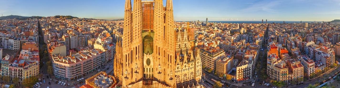 Обзорная экскурсия Барселона в 15:15