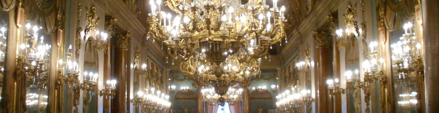 "Ужин в ""Palazzo Borghese"""