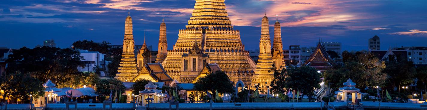 Поездка в Бангкок