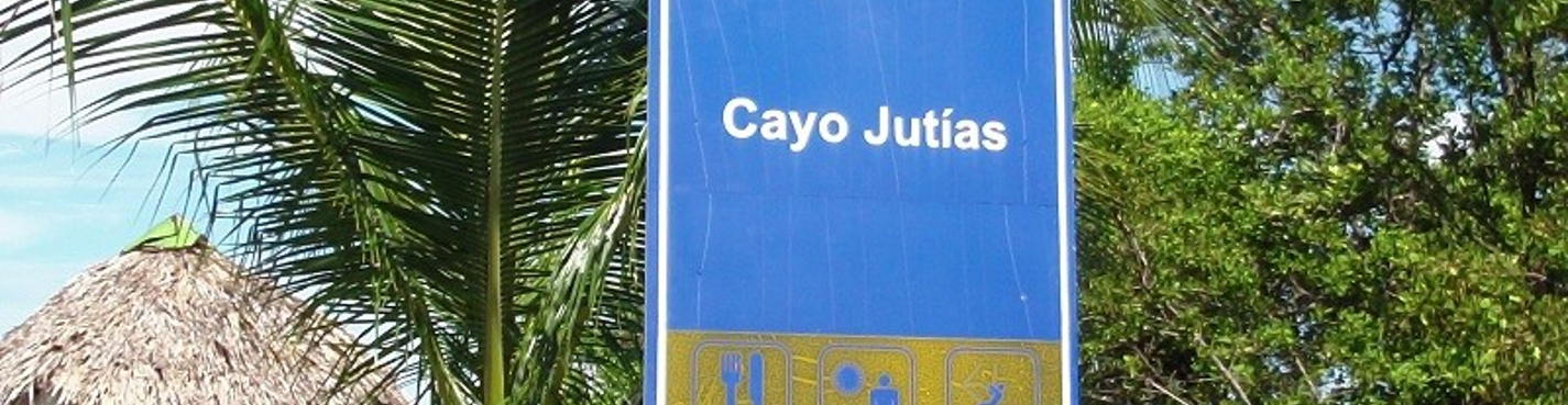 Остров Cayo Jutia