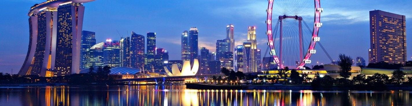 Сингапур + Куала-Лумпур