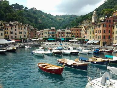 Незабываемое очарование Портофино, San Fruttuoso и Генуи
