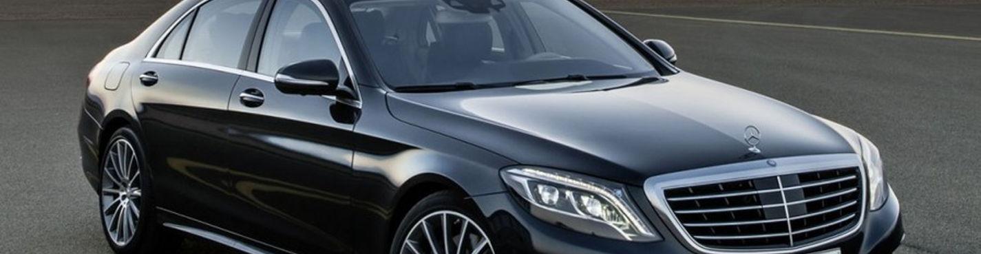 Транспортные услуги на автомобиле класса люкс