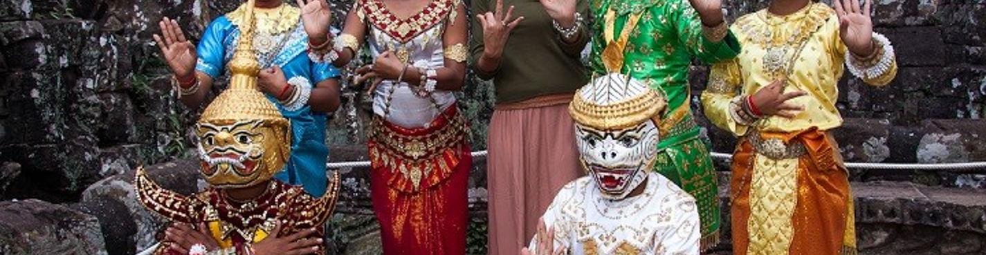 Тур из Паттайи в Камбоджу в сопровождении русского гида