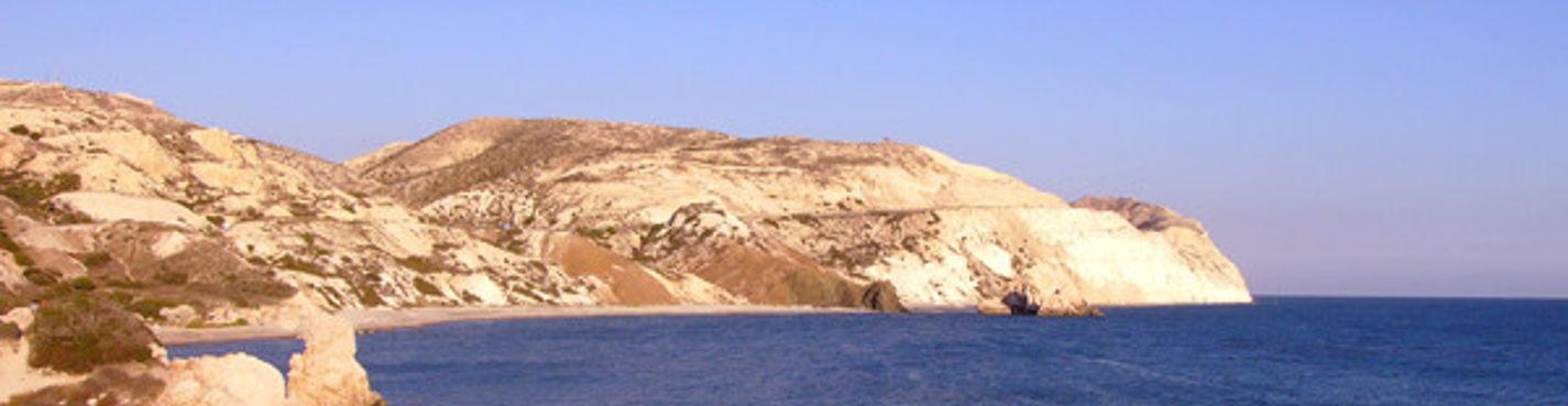 Город Пафос — античный Кипр и не только