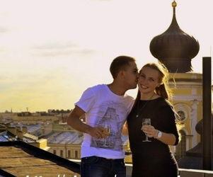 Самое простое свидание на крыше